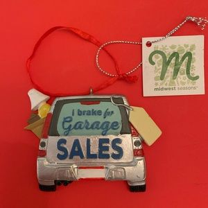 Garage Sale Ornament